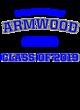 Armwood Vintage Heather Hooded Unisex Sweatshirt