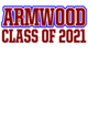 Armwood Long Sleeve Tri-Blend Wicking Raglan Tee