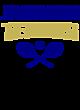 Academy Holy Names Embroidered Full Zip Hooded Unisex Sweatshirt