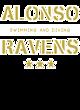 Alonso Ladies Long Sleeve Tri-Blend Wicking Raglan Tee