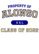 Alonso Youth Ombre T-Shirt