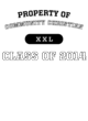 Community Christian Youth Classic Fit Heavyweight T-shirt