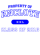 Anclote Fan Favorite Ladies Long Sleeve Cotton T-Shirt