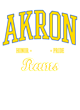 Akron Classic Fit Heavy Weight T-shirt