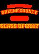Greene County Beach Wash Garment-Dyed Unisex Sweatshirt