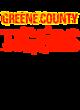 Greene County Tech Fleece Hooded Unisex Sweatshirt