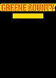 Greene County Nike Dri-FIT Cotton/Poly Long Sleeve Tee