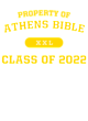 Athens Bible Champion Heritage Jersey Tee