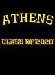 Athens Ladies Attain Wicking Performance Shirt