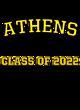 Athens Nike Ladies Dri-FIT Cotton/Poly Scoop Neck Tee