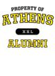 Athens Fan Favorite Heavyweight Hooded Unisex Sweatshirt