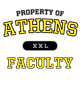 Athens Womens Sleeveless Competitor T-shirt