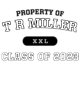 T R Miller Classic Fit Heavy Weight T-shirt