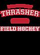 Thrasher Womens Ultimate Performance V-Neck T-shirt