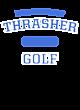 Thrasher Womens Fine Jersey Fashion T-shirt