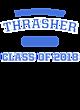 Thrasher Classic Crewneck Unisex Sweatshirt