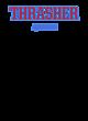 Thrasher Champion Heritage Jersey Long Sleeve Tee