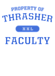 Thrasher Beach Wash Garment-Dyed Unisex Sweatshirt