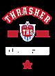 Thrasher Ladies Scorecard T-Shirt