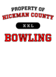 Hickman County Competitor Hooded Pullover