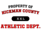 Hickman County Adult Competitor T-shirt