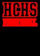 Hickman County Heathered Short Sleeve Performance T-shirt