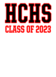 Hickman County Womens V-Neck Competitor T-shirt