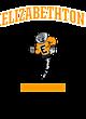 Elizabethton Nike Ladies Dri-FIT Cotton/Poly Scoop Neck Tee