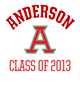 Anderson Adult Competitor T-shirt