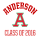Anderson Pigment Dyed Hooded Unisex Sweatshirt