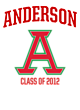 Anderson Men's Game T-Shirt