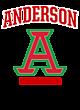 Anderson New Era Ladies French Terry Hooded Sweatshirt