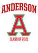 Anderson Ladies Heather Contender T-shirt