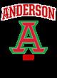 Anderson New Era Ladies Tri-Blend Performance Scoop Tee
