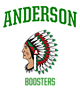 Anderson Ladies Tri-Blend Performance T-Shirt