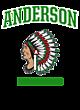 Anderson Tech Fleece Hooded Unisex Sweatshirt
