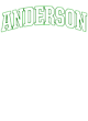 Anderson Vintage Heather Hooded Unisex Sweatshirt