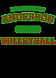 Anderson Embroidered Full Zip Hooded Unisex Sweatshirt