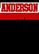 Anderson Womens Tech Fleece Hooded Sweatshirt