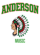 Anderson Youth Baseball T-Shirt