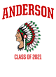 Anderson Youth Classic Fit Heavyweight T-shirt