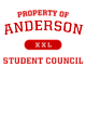 Anderson Heathered Short Sleeve Performance T-shirt