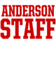 Anderson Colorblock Competitor T-Shirt