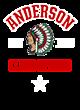 Anderson Vintage Flame Tri-Blend Hooded T-Shirt