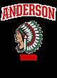 Anderson Tri-Blend Wicking Short Sleeve Hoodie