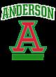 Anderson Tri-Blend V-Neck T-Shirt