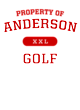 Anderson Heavyweight Crewneck Unisex Sweatshirt