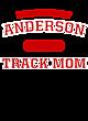 Anderson Womens Sport Tek Heavyweight Hooded Sweatshirt