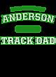Anderson New Era Ladies Tri-Blend Scoop Tee