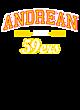 Andrean Ladies' Tri-Blend T-Shirt